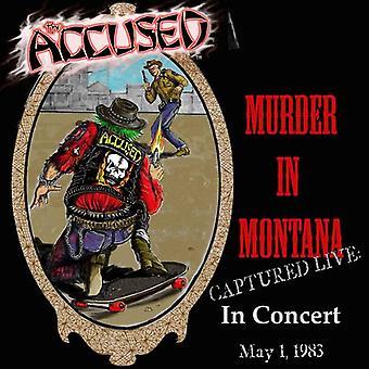 Murder In Montana [CD] USA import