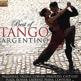 Meilleur du Tango Argentino - Best of import USA Tango Argentino [CD]