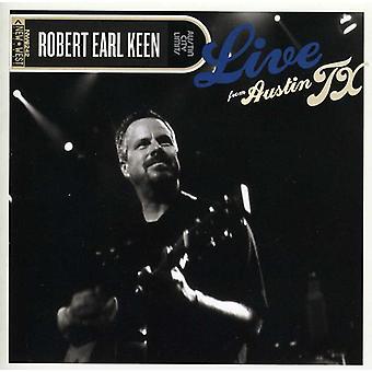 Robert Earl Keen - Live From Austin Tx [CD] USA import