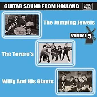 Various Artist - Guitar Sound From Holland 5 [CD] USA import
