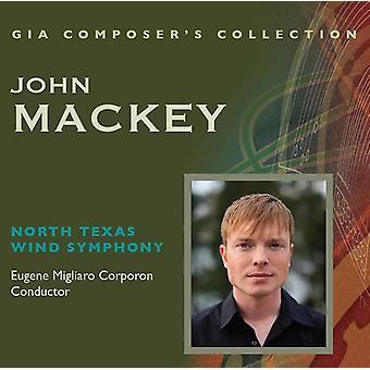 Mackey - Composer's Collection: John Mackey [CD] USA import