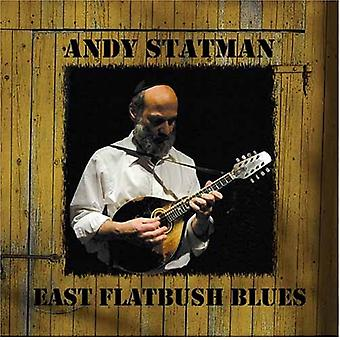 Andy Statman - East Flatbush Blues [CD] USA import