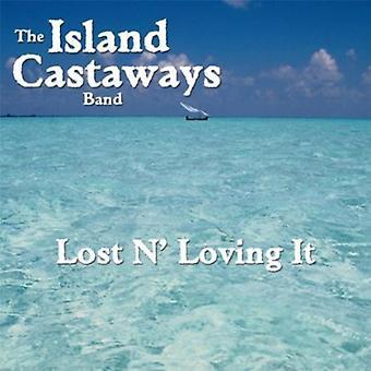 Island Castaways Band - Lost N Loving It [CD] USA import