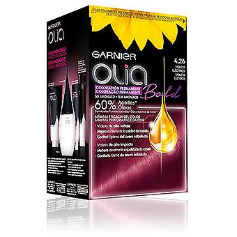 Garnier Tint Olia Permanent color #4,26 Electric Violet