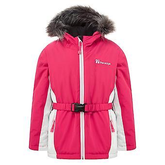 The Edge Kids' Verbier Jacket Pink