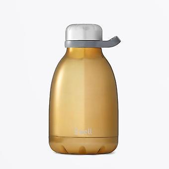 S'well  - 40oz Roamer - Yellow Gold Bottle