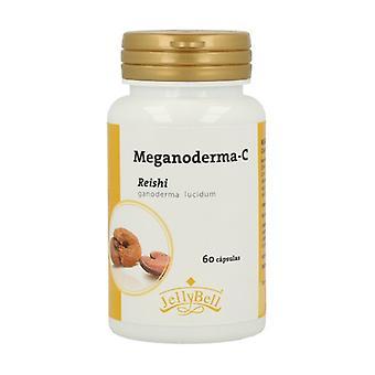 Meganoderma-C 60 capsules