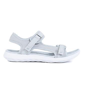 4F H4L20 SAD001 Chłodny Jasny Szary H4L20SAD001CHODNYJASNYSZARY universal summer women shoes