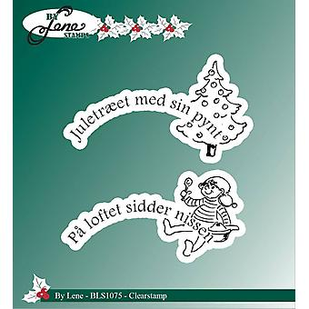 By Lene Clearstamps Danish Text 2