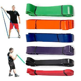 Exercise Resistance Elastic Band - Yoga Fitness Workout Stretch Bands