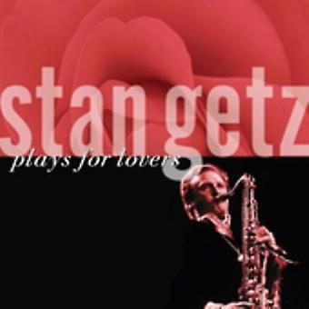 Stan Getz - joue pour importation USA amoureux [CD]