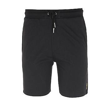Luke 1977 Black Sweat Shorts