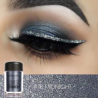 Øyenskygge Kosmetisk Makeup - Diamond Lips Løs Sminke