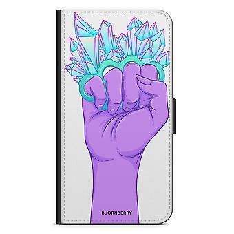 Bjornberry محفظة القضية LG G5 - بلورات & اليد