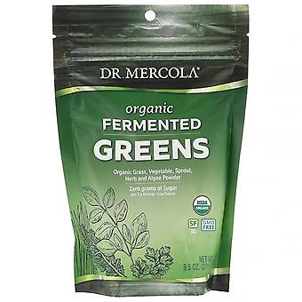 Dr. Mercola, Organic Fermented Greens, 9.5 oz (270 g)