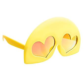 Sun-Staches - Emoji Heart Eyes Kids Lil' sg3154