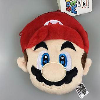 Sarjakuva Super Mario Bros Kolikko Kukkaro, Lompakko, Laukku Lelu