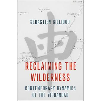 Reclaiming the Wilderness by Billioud & Sebastien Professor of Chinese Studies & Professor of Chinese Studies & Universite de Paris