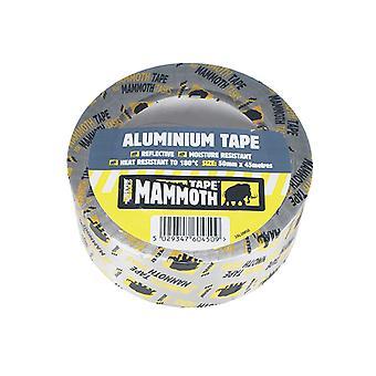 Everbuild Aluminium Tape 75mm x 45m EVB2ALUM75