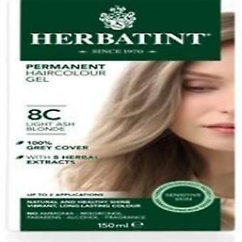Herbatint - 8C luz Ash loira