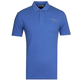 Napapijri Elbas Marnie Camiseta Polo Azul