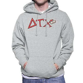Animal House DTX Red Logo Men's Hooded Sweatshirt