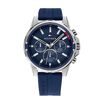 Montre Homme  Tommy Hilfiger 1791791 SILICONE