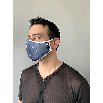 Hood Andrew Christian Star Sparkle Glam Mask
