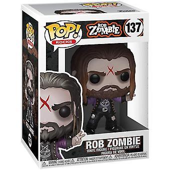 Rob Zombie (Pop Rocks) Funko Pop! Vinyl Figur #137