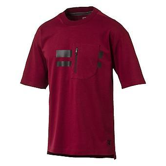 Puma Ferrari Life Tee 57667906 yleinen kesä miesten t-paita