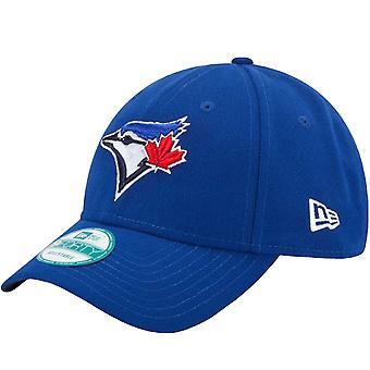 ニューエラ メンズ トロント ブルージェイズ 9FORTY MLB 調整可能な野球帽帽子 - ブルー