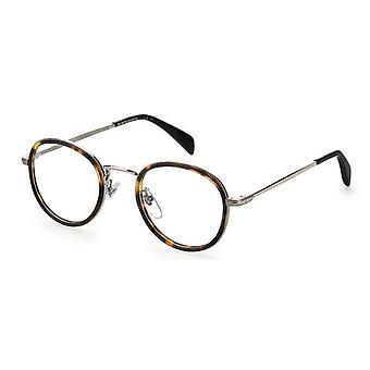 David Beckham DB1013 086 Dark Havana Glasses