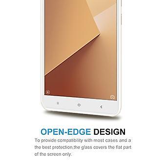 50 KPL Xiaomi Redmi Huomautus 5A 0,26 mm 9H Pinnan kovuus 2,5D Räjähdyssuojattu ei-koko näytön karkaistu lasinäyttökalvo
