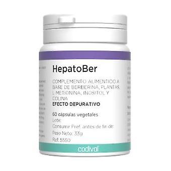 Hepatober 60 vegetable capsules