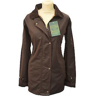 Walker and Hawkes - Ladies Countrywear Hunting Wax Jacket