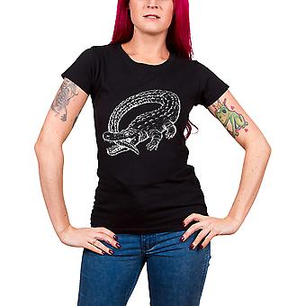 Catfish and the Bottlemen T Shirt The Ride Official New Womens Black Skinny Fit