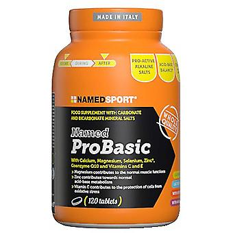 NAMEDSport Probasic 120 Tablets