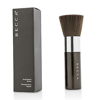 Becca mjuk Kabuki Brush
