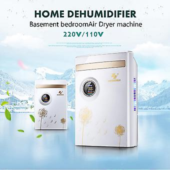 1800ml 220V /110V除湿器ポータブルエアドライヤー地下寝室のホームマシン