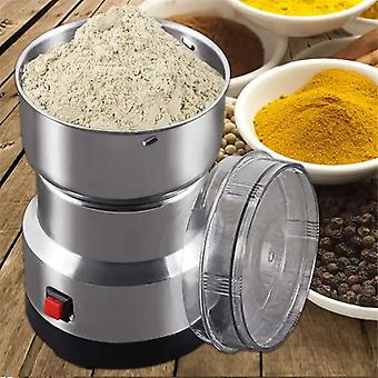 Electric Coffee Grinder Kitchen Cereals Nuts Beans Spices Grains Grinding