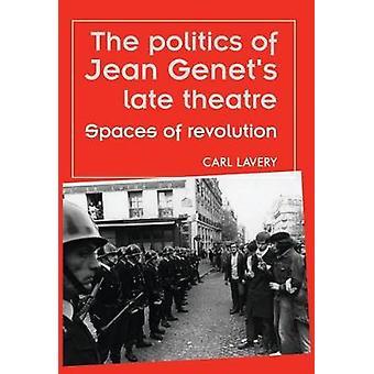 ジャン・ジュネの後期劇場の政治