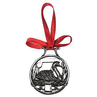 7th Day Of Christmas Ornament