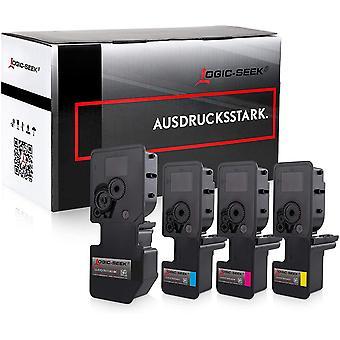4 Logic-Seek Toner kompatibel mit Wokex TK-5240 fr Wokex Ecosys P5026cdw M-5526cdn M-5526cdw