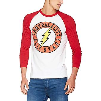 Flash Unisex Adults All Stars Baseball Shirt