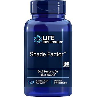 Life Extension Shade Factor Vegicaps 120