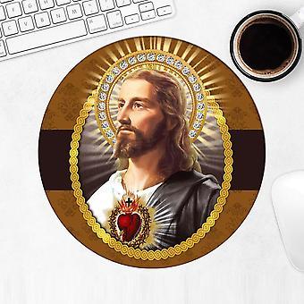 هدية Mousepad : يسوع الكاثوليكية