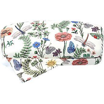 Caja de gafas de diseño floral Gisela Graham