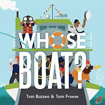 Whose Boat 1 A GuessTheJob Book