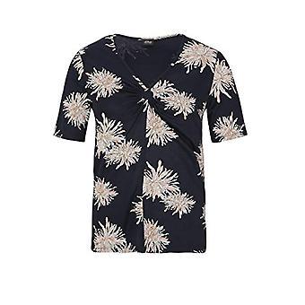s.Oliver BLACK LABEL T-Shirt Kurzarm, 59a2 Flowers Print, 40 Woman