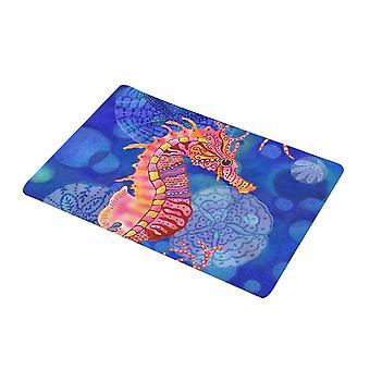 Flannel Sea Animal Door Mats